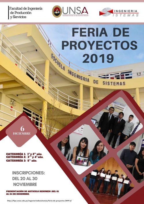 Féria de Proyectos 2019-B